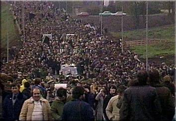irish hunger strikes The 1981 irish hunger strike was the culmination of a five-year protest during the  troubles by irish republican prisoners in northern ireland the protest began.