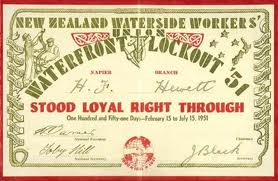 Behind The 1951 Waterfront Lockout