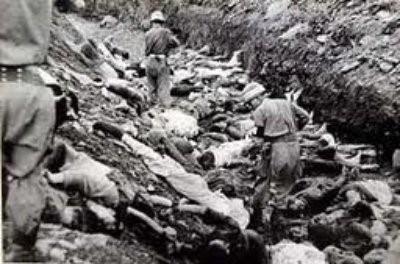 The American massacre of Korean civilians at No Gun Ri went on for three days