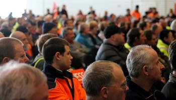 Christchurch rally at Wigram Aerodrome