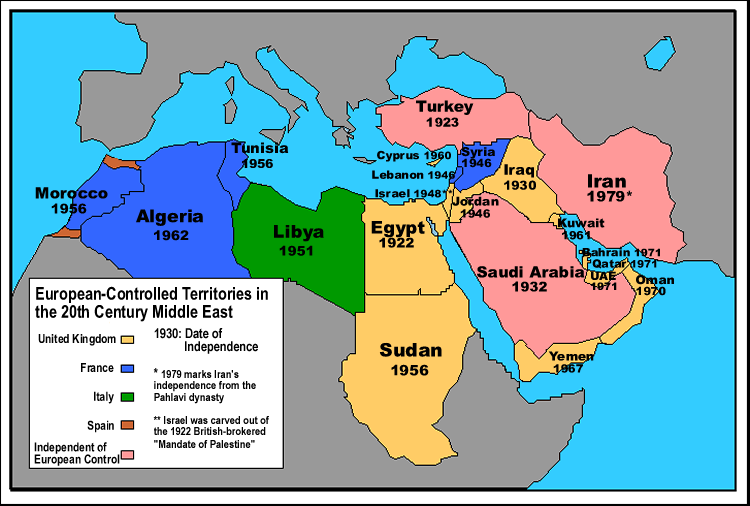 From The Crusades To 2000 Western Powers Plunder And Strangle The
