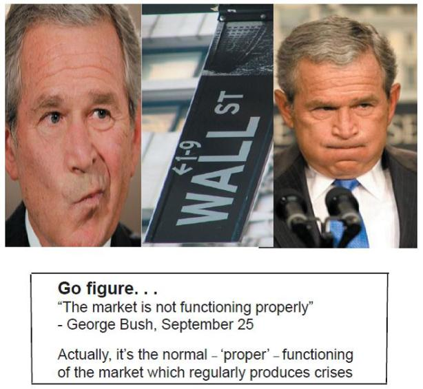 bush&crisis