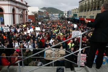 greymouth-solid-energy-jobs-losses-protest-4-september-2012