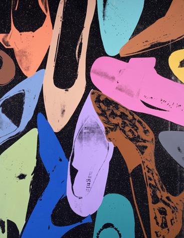 Warhol's Diamond Dust