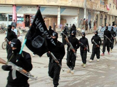 ISIS forces marching in Syria; Western intervention in Iraq and Afghanistan led to upsurge of Islamic fundamentalism