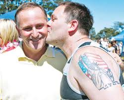Key at the Big Day Out: the Nats are no longer the party of whisky-soaked, racist homophobes