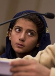 Nabila Rehman: seven of her siblings were wounded and her grandmother was killed in a US drone strike in Pakistan