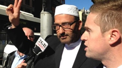 One of the several different faces of Man Haron Monis