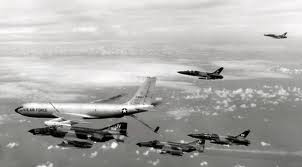 Operation Rolling Thunder: relentless, daily bombing of North Vietnam for three years, eight months