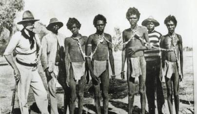 The creation and development of capitalism in Australia required the brutal dispossession of the Aboriginal population