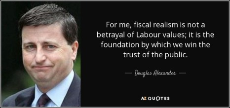 British Labour shadow cabinet member indicates the bottom line of Labour parties. Alexander lost his seat to the Scottish National Party in the 2015 British general election