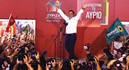Alexis Tsipras: left social democrat does a better job of imposing austerity than the right