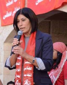 PFLP leader Khalida Jarrar has been held under administrative detention since march this year
