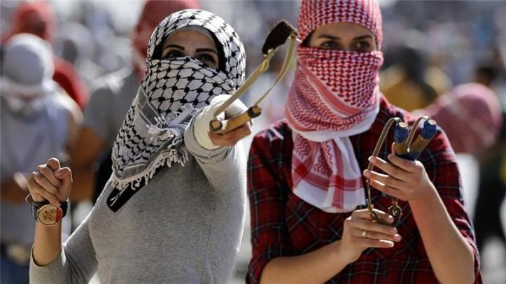 Palestinian protests against Israel's occupation, settlement expansion, and Al-Aqsa incursions have largely been led by students and the youth [EPA]