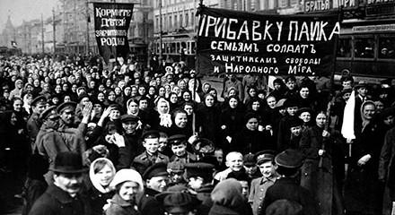 Russian Women Who Live Work
